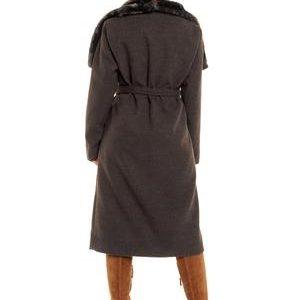 palton dama lung