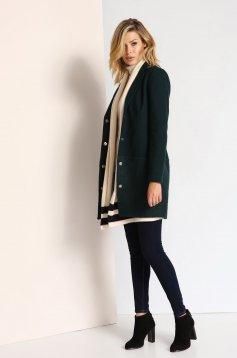 palton-verde-elegant