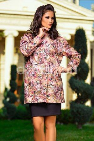 palton-roz-cu-imprimeuri-florale
