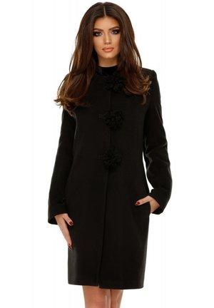 palton-dama-negru