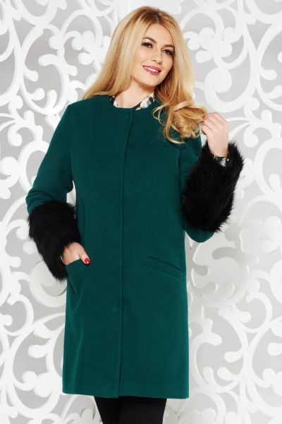 palton-verde-elegant-marimi-mari