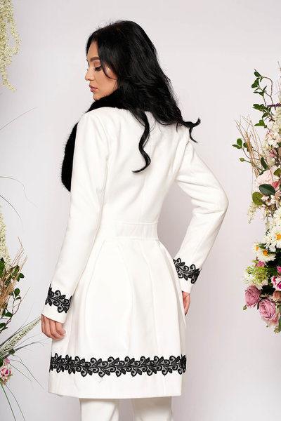 palton_dama_alb_elegant