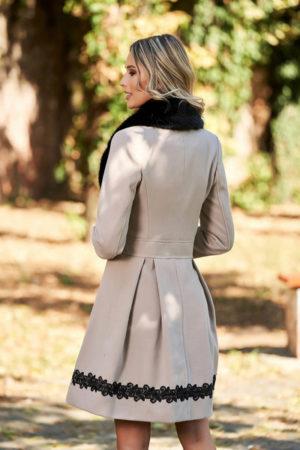 palton dama elegant