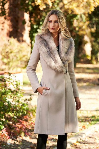 palton-elegant-guler-blana