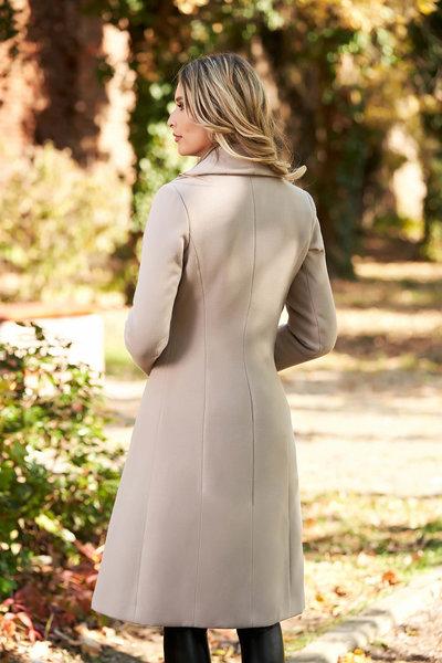 palton iarna dama