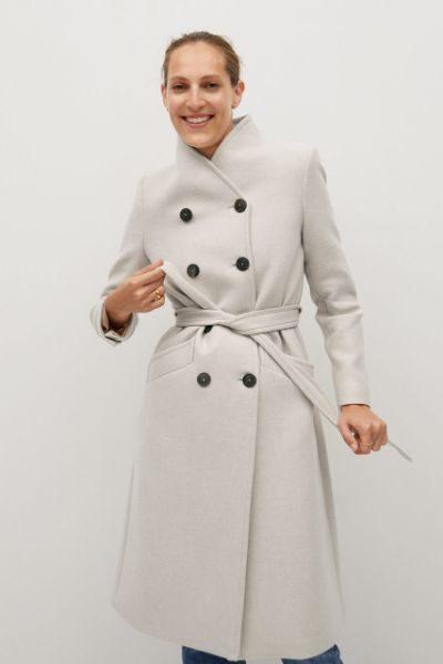 palton answear alb
