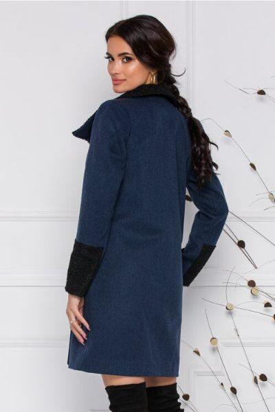 palton dama iarna