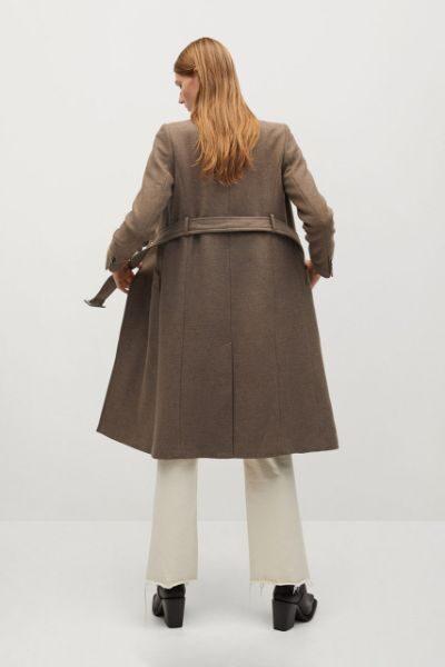 palton gros dama