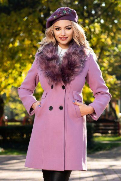 palton lila