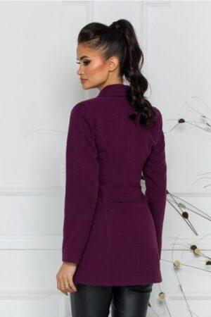 palton dama mov