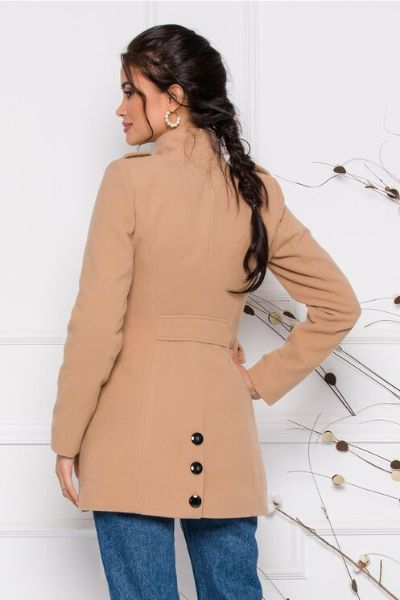palton scurt dama