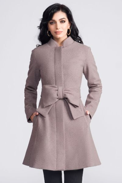 palton dama visiniu