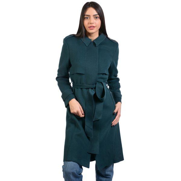 palton verde