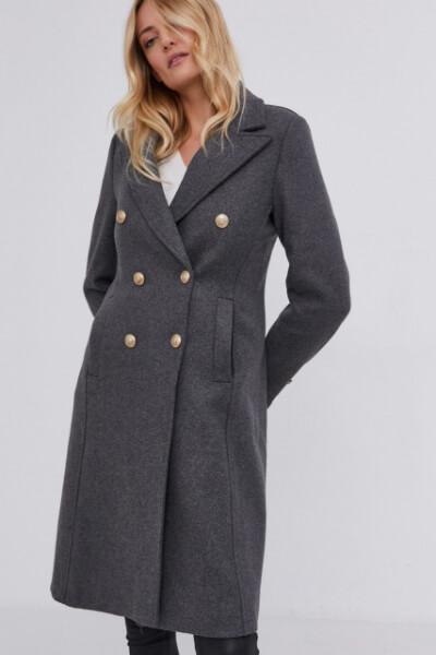 palton gri captusit