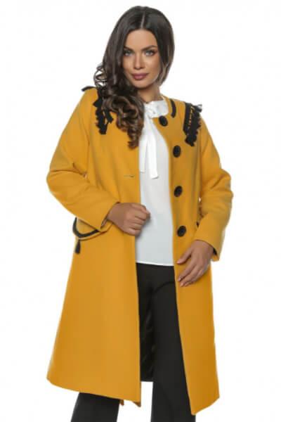 palton-galben-mustar-accesorizat-cu-ciucuri