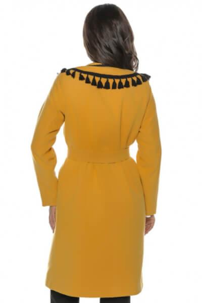 palton-galben-mustar dama